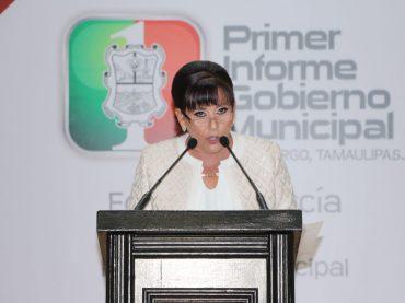 PRIMER INFORME DE GOBIERNO MUNICIPAL 2017 – CD. CAMARGO.