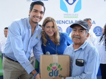 Contribuye Gobierno de Reynosa a seguridad alimentaria.