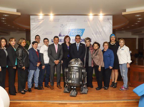 Invita gobierno municipal al primer 'Hackatón NLD 2k17'.