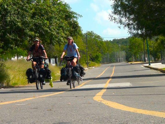 Tamaulipas, el paraíso para los ciclistas: Velo Love y Douglas Cristal.