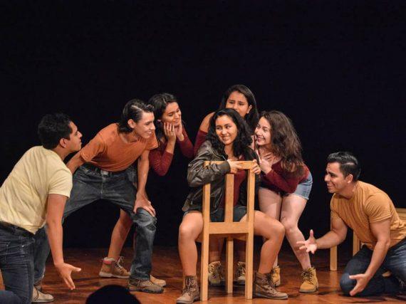 Teatro de las Virtudes: espacios de  convivencia y cultura de la paz.
