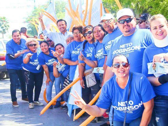 Gestionare más recursos para Reynosa: Neto.