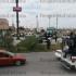 Delincuentes agreden a balazos a elementos de la policía estatal en Tamaulipas.