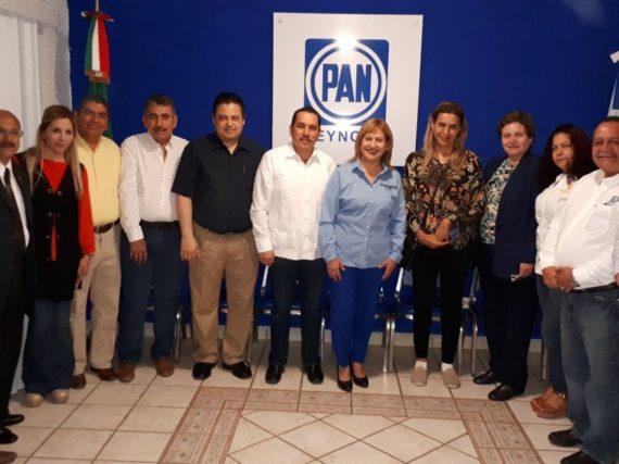 A paso firme arranca campaña Juanita Sánchez.