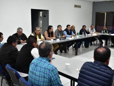 Gobierno del Estado sigue atento al fortalecimiento del Sector Agrícola.