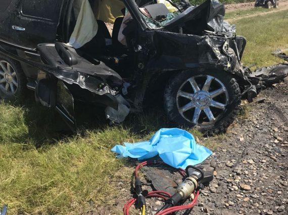 Fuerte accidente sobre la carretera ribereña, cobra la vida de una persona.