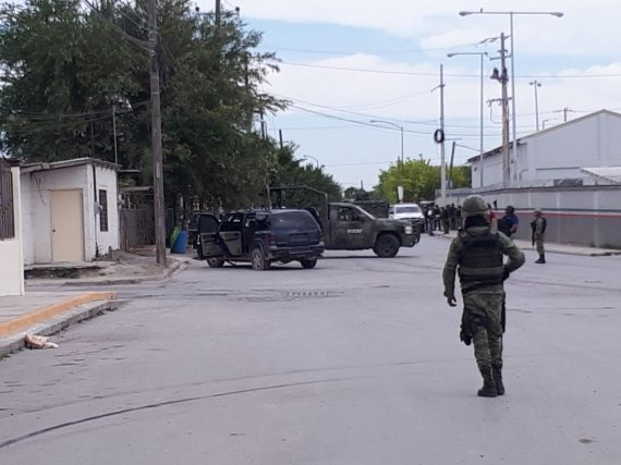 Balacera interrumpe víacrucis en Reynosa Tamaulipas.