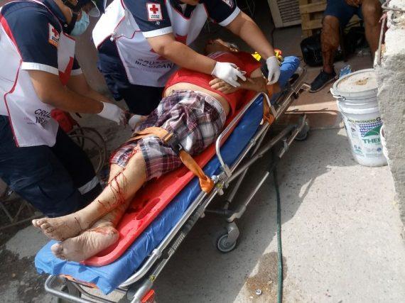 Viernes violento en ciudad Victoria Tamaulipas, deja saldo de 2 muertos y 2 heridos.