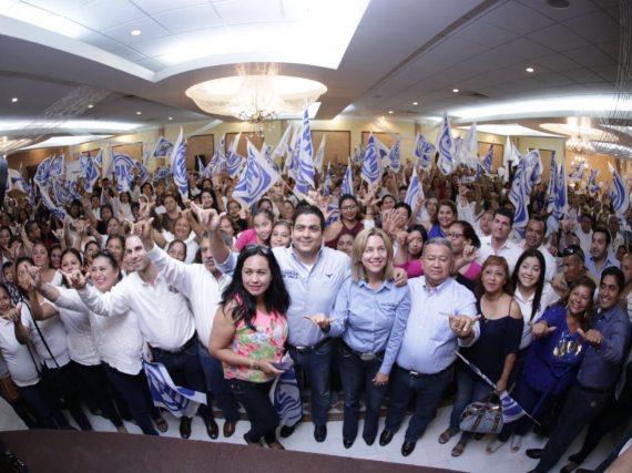 El candidato al Senado de la coalición Por México Al Frente propone combatir la pobreza con el Ingreso Básico Universal.