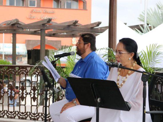 Primera Actriz Lilia Aragón agradece a Reynosa.