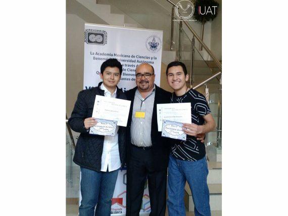 Apoya UAT talento de jóvenes en las ciencias químicas.