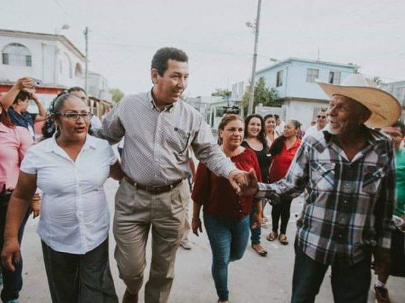 Respaldará gobierno del estado modernización de avenida Lauro Villar: Alcalde Mario López