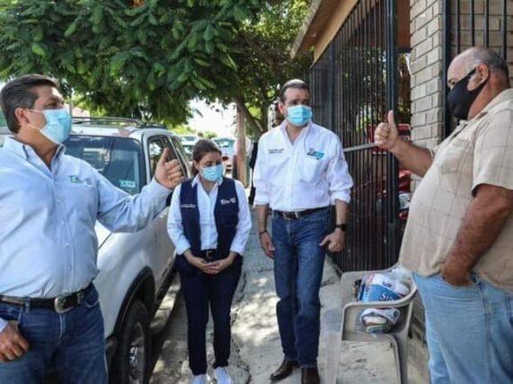 ESTARÁN EN NLD GOBERNADOR CABEZA DE VACA Y PRESIDENTE