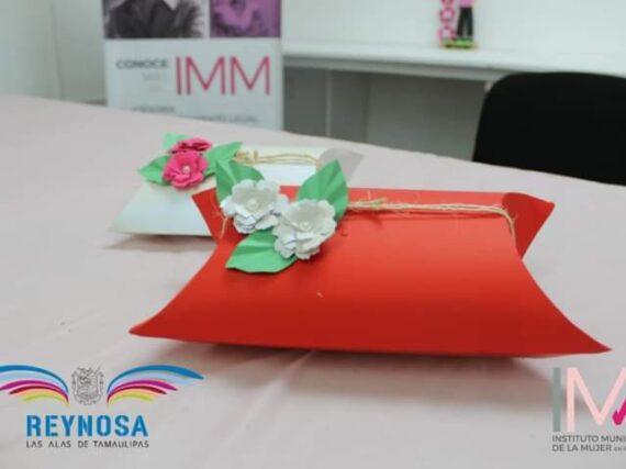 Promueven en Reynosa actividades para las mujeres