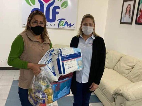 DIF Reynosa atiende peticiones ciudadanas