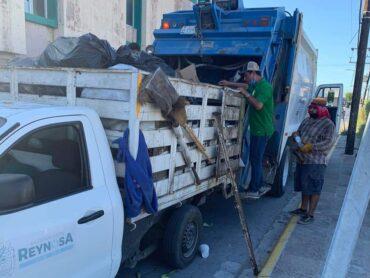 Recorrerán camiones recolectores el Sector Oriente este lunes 14