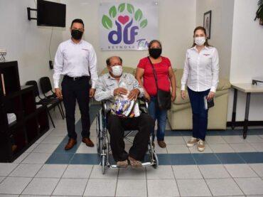 DIF Reynosa apoya a las familias vulnerables