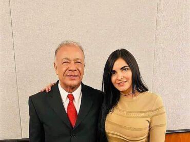 SE REUNE NATALY GARCIA CON ALBERTO ANAYA.
