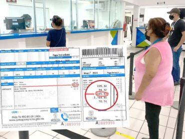 Condona COMAPA Reynosa 100 por ciento de recargos