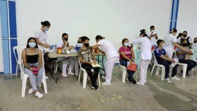 Arrancó vacunación anti COVID-19 para 18 a 39 años en Reynosa