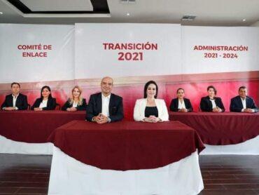 Carmen Lilia Canturosas inicia transición para el rescate de Nuevo Laredo