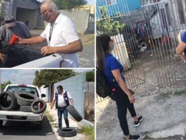 CUMPLE SALUD EL COMPROMISO DE EMPRENDER ACCIONES PARA CERTIFICAR A MIER COMO MUNICIPIO SALUDABLE