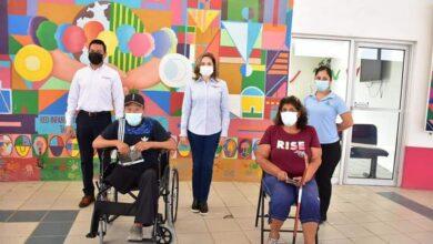 DIF Reynosa continúa con la entrega gratuita de aparatos funcionales