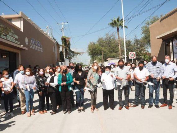 Pavimentación de calle San Rafael suma casi 9 MDP en Loma Alta