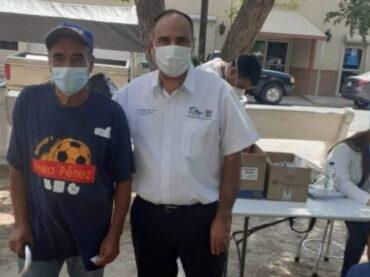 ARRANCA JURISDICCIÓN IX LAS BRIGADAS DE SALUD EN LA FRONTERA CHICA
