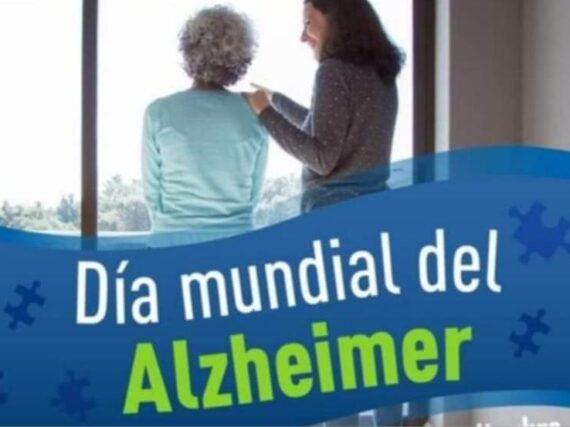 FORTALECE JURISDICCIÓN IX ACCIONES Y CONCIENTIZA SOBRE EL ALZHEIMER