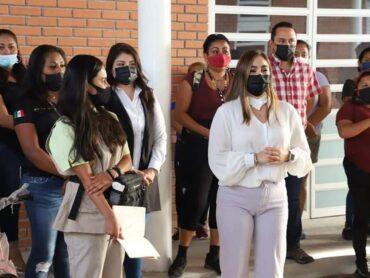 DIF Reynosa recibe mobiliario y equipo para CADI