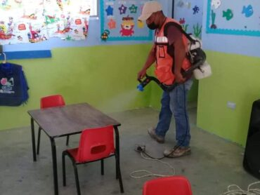 CAIC regresa a clases presenciales