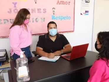 Ofrece DIF Reynosa clases de regularización